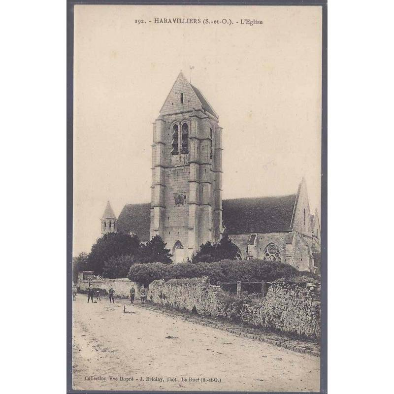 95 - Haravilliers - L'Eglise