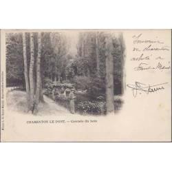 94 - Charenton le Pont - Cascade du bois
