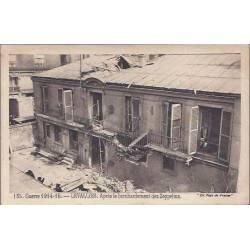 92 - Levallois - Après le bombardement