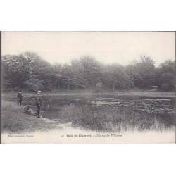 92 - Bois de Clamart - Etang de Villebon