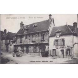 89 - St Julien du Sault - Maison des Fontenottes