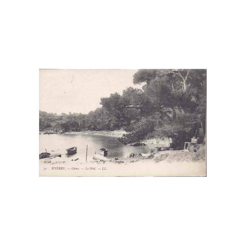 83 - Hyeres - Giens - Le Niel