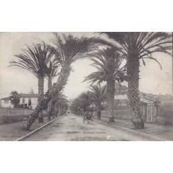 83 - Hyeres - Boulevard Godillot - Attelage