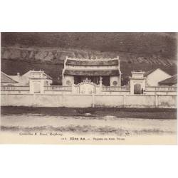 Indochine - Kien An - Pagode de Kinh Thien