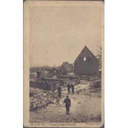 80 - Ruines du village de Maricourt