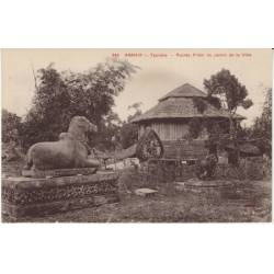 Annam - Tourane - Ruines K'mer