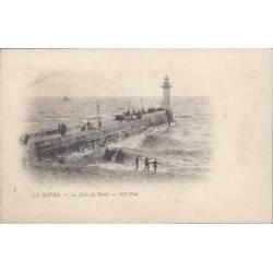 76 - Le Havre - La jetée du Nord