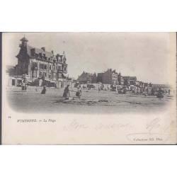 62 - Wimereux - Les villas - La plage