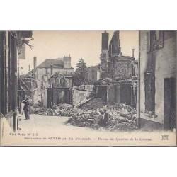 60 - Destruction de Senlis par les allemands