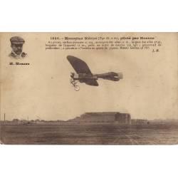 Monoplan Blériot,piloté par Morane