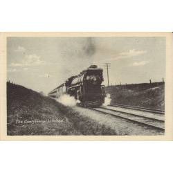 The continental limited - Canadian national railways
