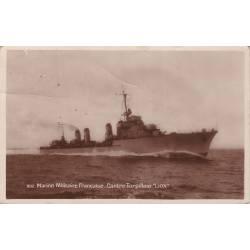 Marine militaire française - Contre-torpilleur LION