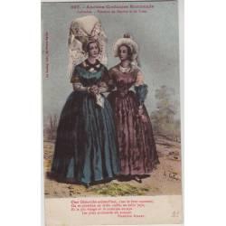 14 - Femmes de Bayeux et de Caen