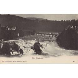 Allemagne - Der Rheinfall
