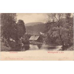 Allemagne - Wernigerode a.Harz Christianental
