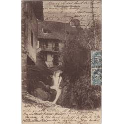 15 - Vic sur Cere - Cascadelle du ruisseau