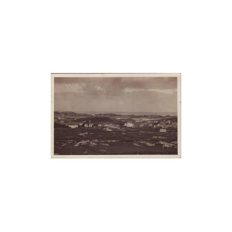 22 - Tregastel - Vue panoramique