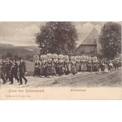 Allemagne - Gruss vom Schwarzwald Hochzeitszug