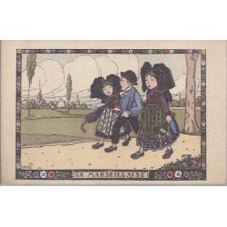 Hansi - La Marseillaise - Edition Gallais N° 11