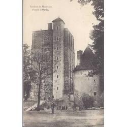03 - Environs de Montlucon - Donjon d'Huriel