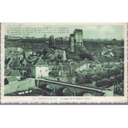 03 - Herisson - Vue generale du Pont du chateau