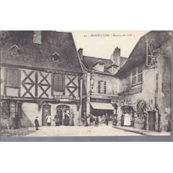 03 - Montlucon - Maisondu XIIeme siecle