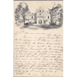 03 - Vichy - Le chateau de Maulmont