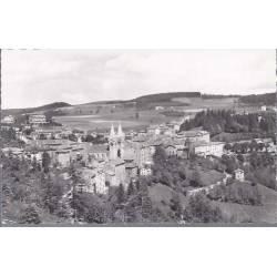 07 - La Louvesc - Vue générale - CPSM