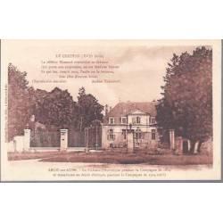 10 - Arcis sur Aube - Le chateau XVII siècle