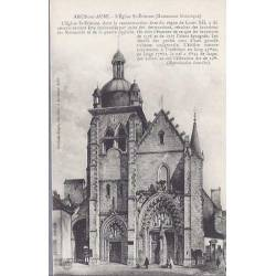 10 - Arcis sur Aube - L'eglise St-Etienne