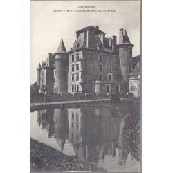15 - Chateau de Pestel - Coté est