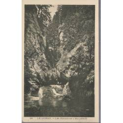 15 - Le Lioran - Les gorges de l'Allagnon