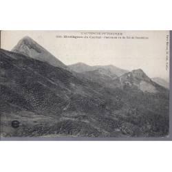 15 - Panorama vu du col de Bombière