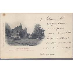 15 - Chateau de Lamargé à Fontanges
