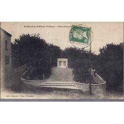 26 - St Romain d'Albon - Place