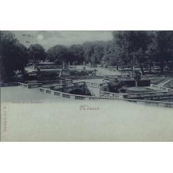30 - Nimes - Jardin de la Fontaine