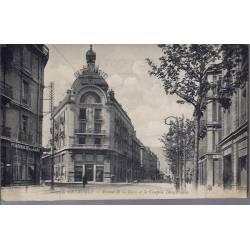 38 - Grenoble - Avenue de la gare et coupole