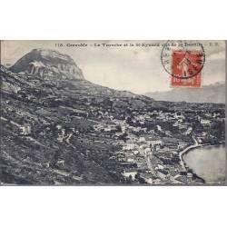 38 - Grenoble - La tronche et le ST Eynard