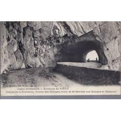38 - Gorges de la Drevenne - Tunnel des Ecouges
