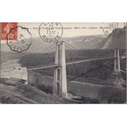 38 - Vinay - Pont de Trellins sur l'Isere