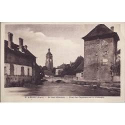 39 - Arbois - Tour Gloriette Pont des Capucins