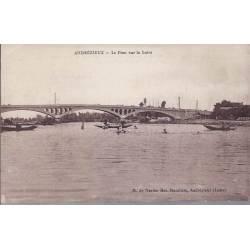 42 - Andrézieux - Pont sur la Loire