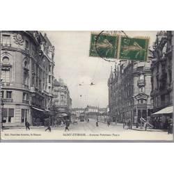 42 - St Etienne - Avenue Felix Faure