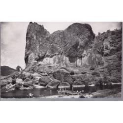 43 - Prades - Les orgues basaltiques et la plage