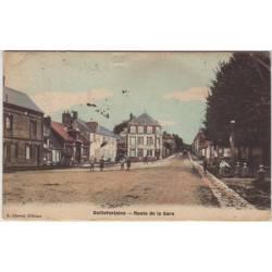 76 - Gaillefontaine - Route de la gare
