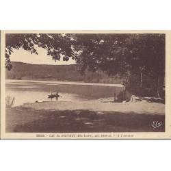43 - Lac du bouchet - A l'arrivée