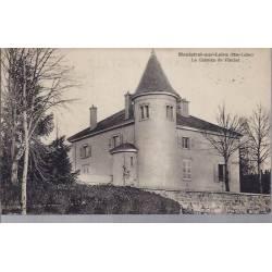43 - Monistrol - Le chateau du Flachat
