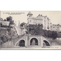 44 - Nantes - Escalier des cent marches