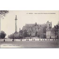 44 - Nantes - Place Louis XVI