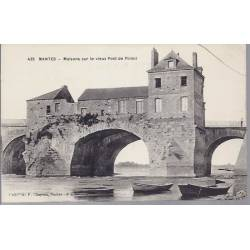44 - Nantes - Maisons sur le pont de Pirmil